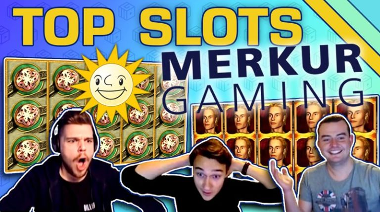 Check our Lastest Compilation! Top Merkur Slot Wins