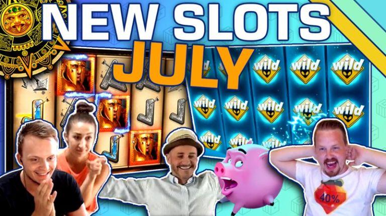 Top New Slots July