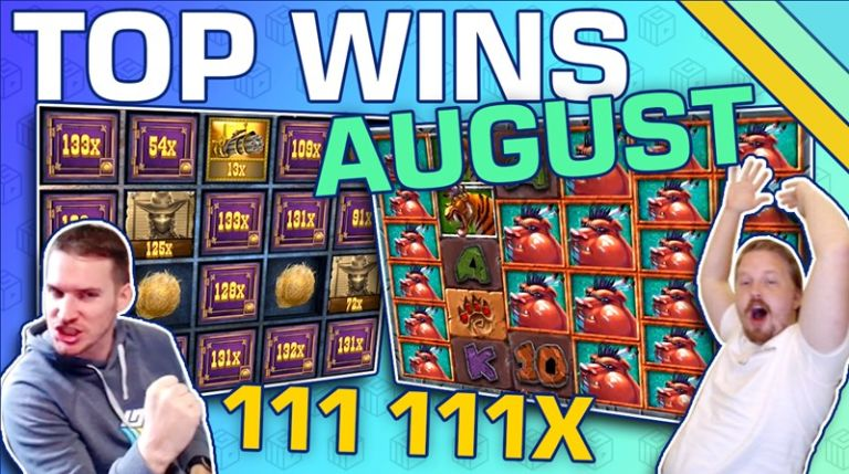Biggest Wins of August 2019