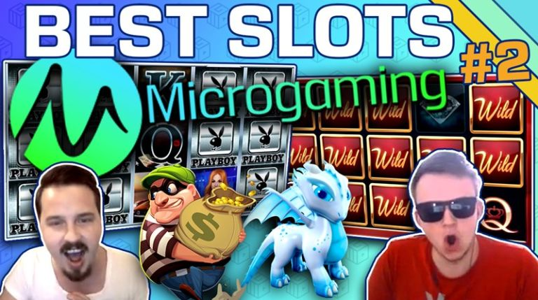 Microgaming Top Slots #2 2019