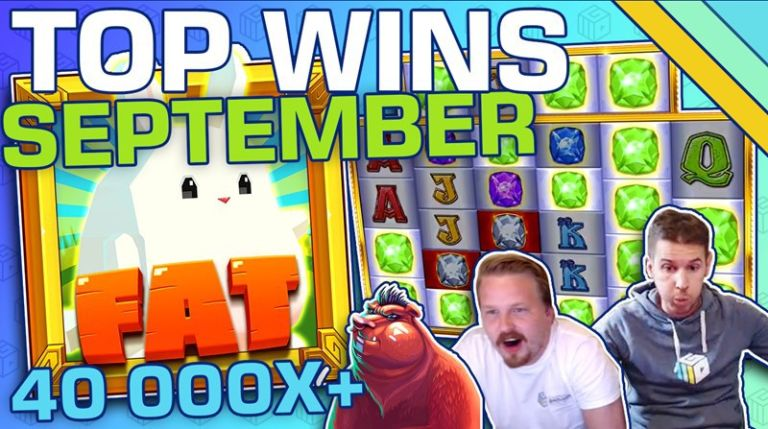 Top 8 Wins of September