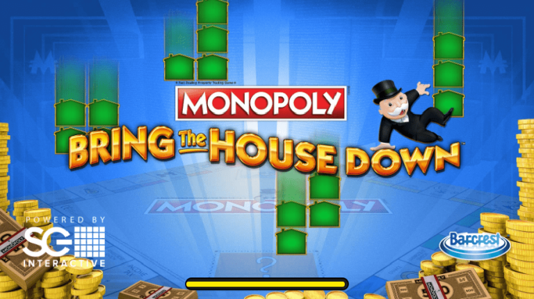NEW SLOT: REVIEW Monopoly Bring The House Down (Barcrest)