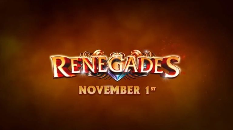 NEW SLOT: REVIEW Renegades (NextGen)