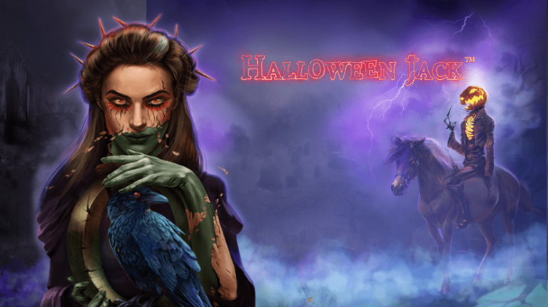 Video Slot Preview - Halloween Jack from Netent