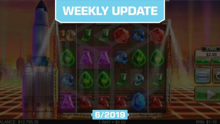 New BigTimeGaming Release - CasinoGrounds Weekly 6