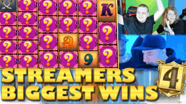 Casino Streamers Biggest Wins Compilation Video #4/2019