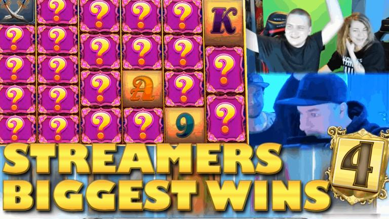 Casino Streamers Biggest Wins Compilation Video #4/2019