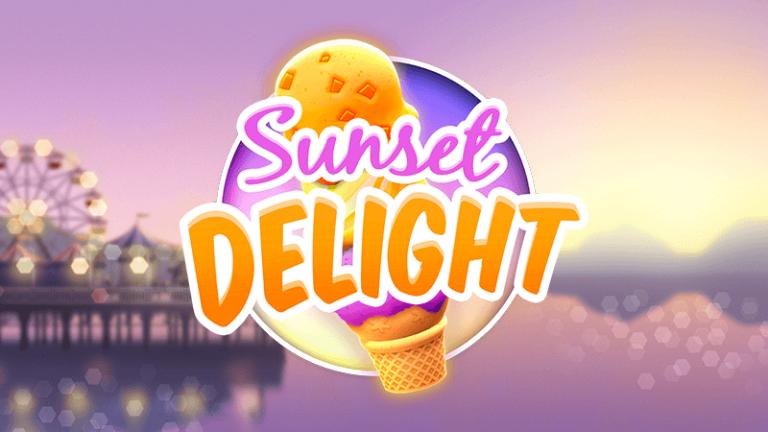 Sunset Delight new slot (Thunderkick)