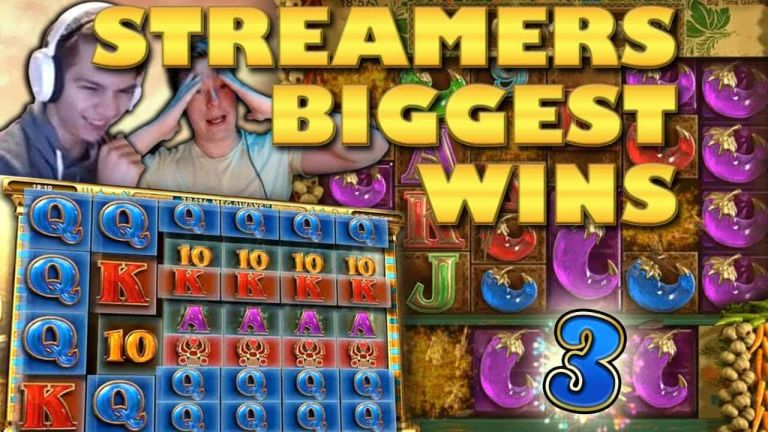 Casino Streamers Biggest Wins Compilation Video #3/2019