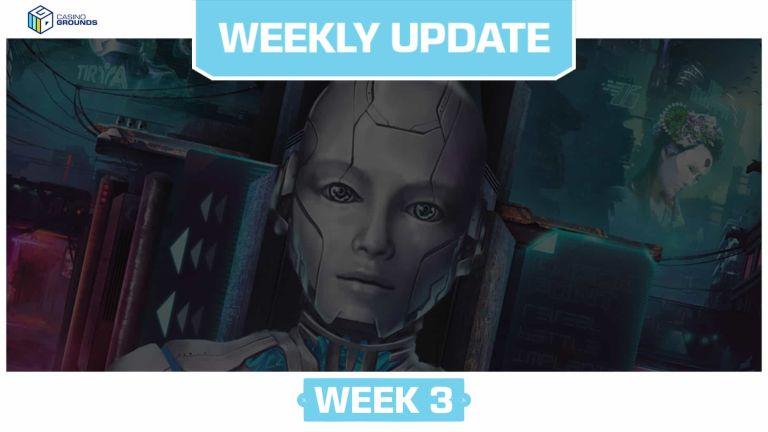 Giveaway Still Running - CG Weekly 3