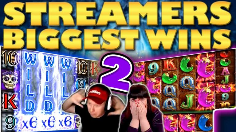 Casino Streamers Biggest Wins Compilation Video #2/2019