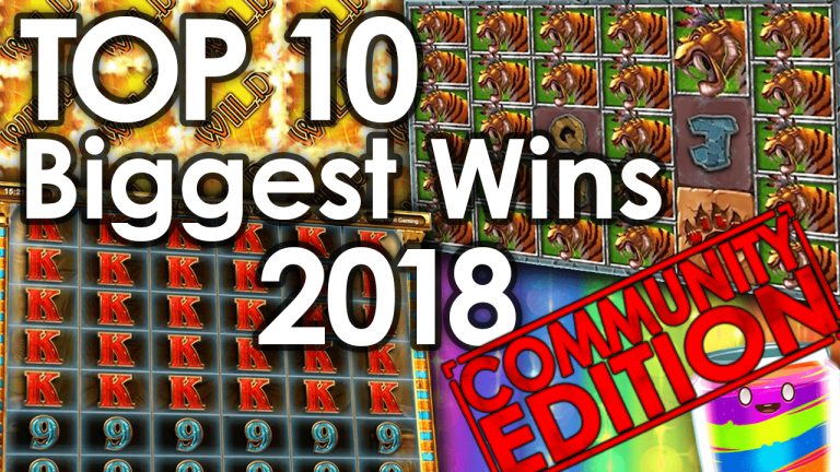 Top 10 - Biggest Wins of 2018 (Community Edition)