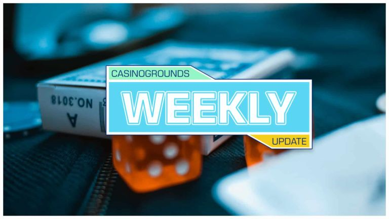 Congratulations CasinoGrounds! CG weekly 2