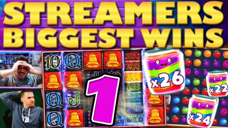 Casino Streamers Biggest Wins Compilation Video #1/2019