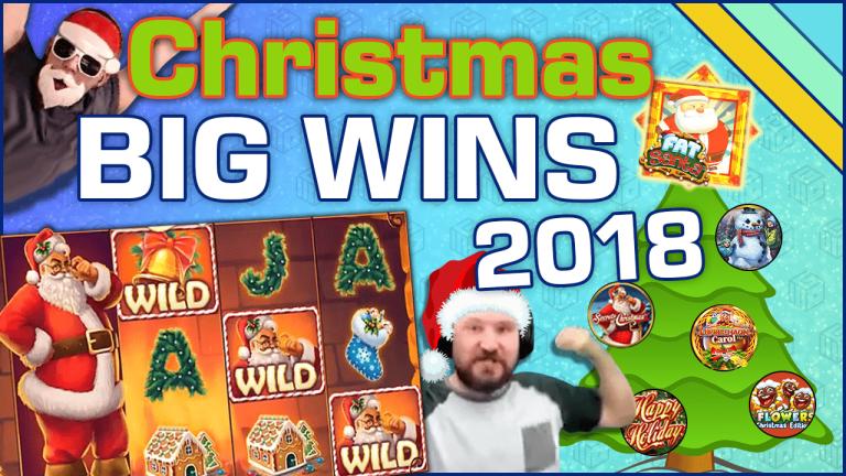 Christmas big wins 2018