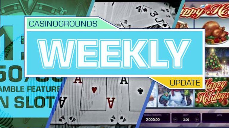 Merry Christmas! - CasinoGrounds Weekly 52
