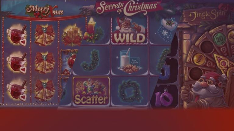 Top 5 Slots To Play this Christmas