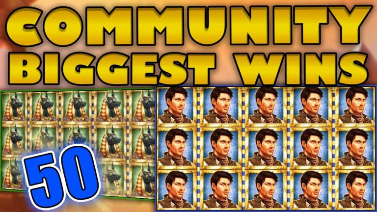 Community Big Wins Slots Compilation Video: #50 /2018