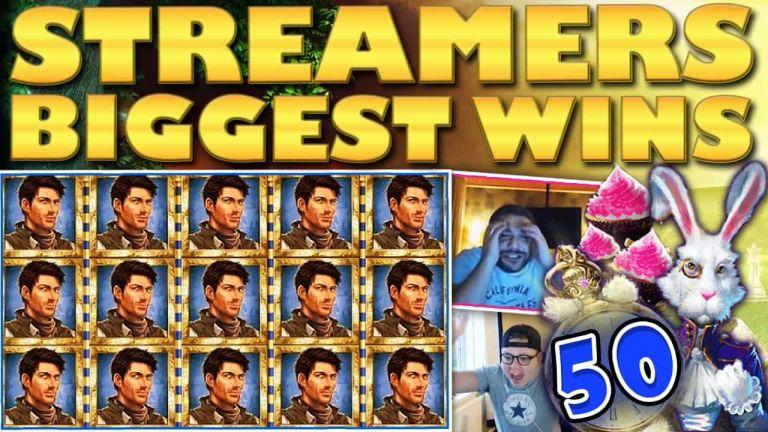 Casino Streamers Biggest Wins Compilation Video #50/2018