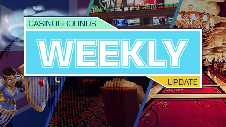 SG Week -  CasinoGrounds weekly 50