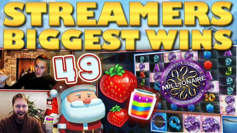 Casino Streamers Biggest Wins Compilation Video #49/2018