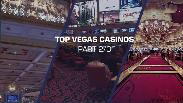 The Top 5 Casinos in Las Vegas (part 2)