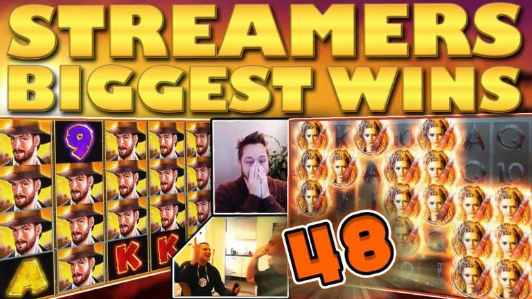Casino Streamers Biggest Wins Compilation Video #48/2018