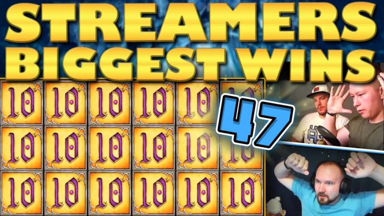 Casino Streamers Biggest Wins Compilation Video #47/2018