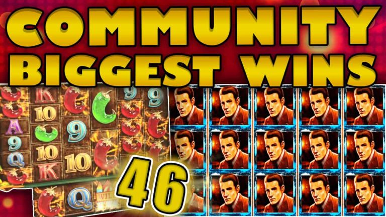 Community Big Wins Slots Compilation Video: #46 /2018