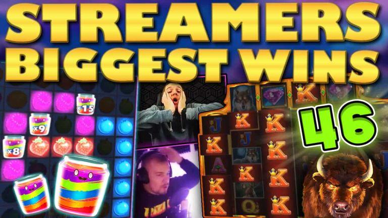 Casino Streamers Biggest Wins Compilation Video #46/2018
