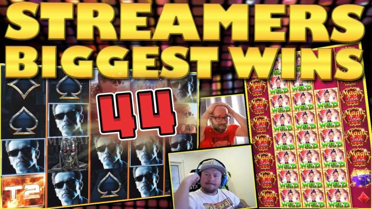 Casino Streamers Biggest Wins Compilation Video #44/2018
