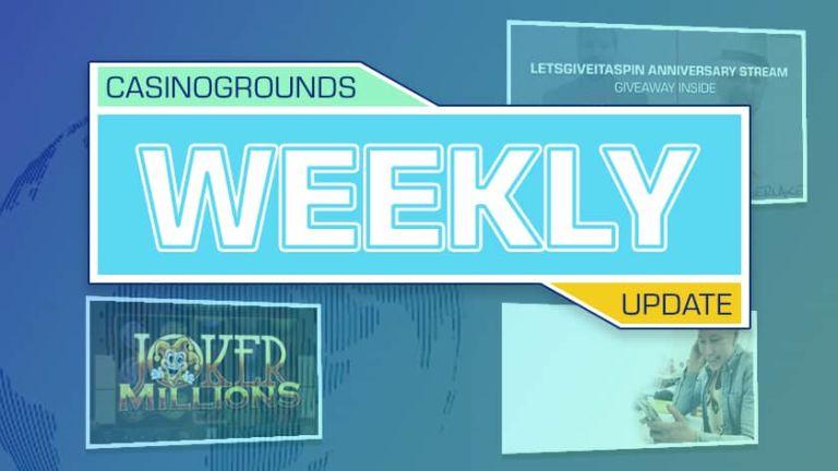 Ding ding ding! LGIAS Anniversary Stream - CG Weekly 45