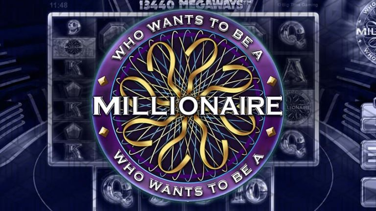 Who Wants To Be A Millionaire Video Slot Review and More to Come!