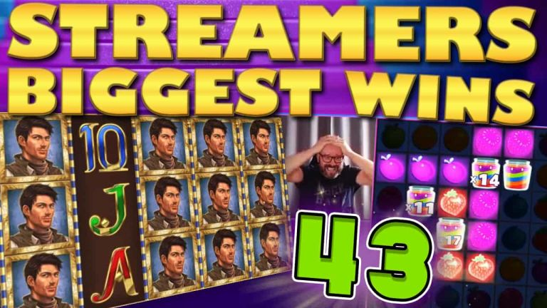 Casino Streamers Biggest Wins Compilation Video #43/2018