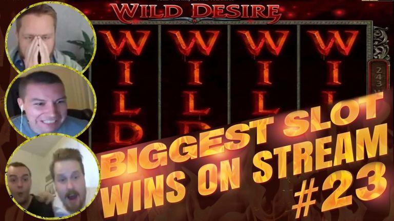 Casino Streamers Biggest Wins Compilation Video #23