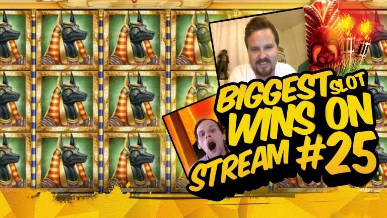 Casino Streamers Biggest Wins Compilation Video #25