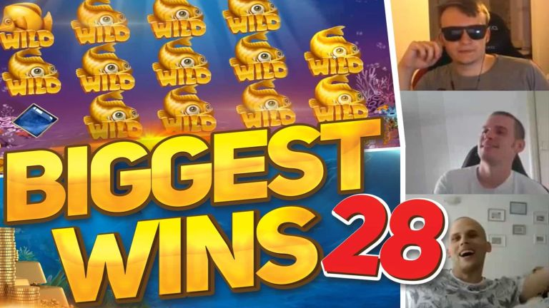 Casino Streamers Biggest Wins Compilation Video #28
