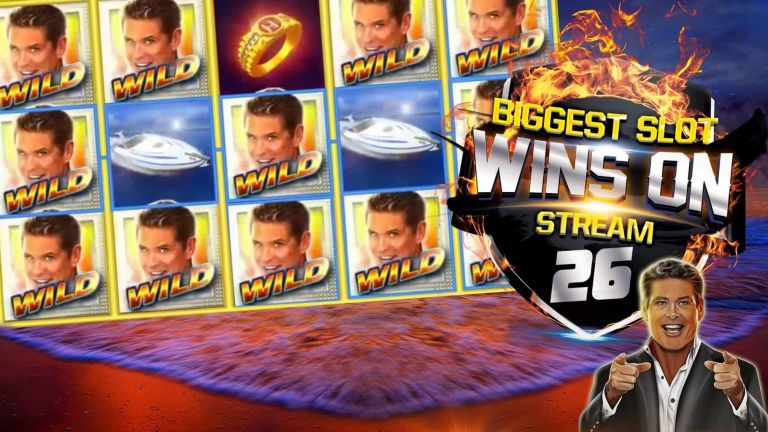 Community Big Wins Slots Compilation Video: #26/2017