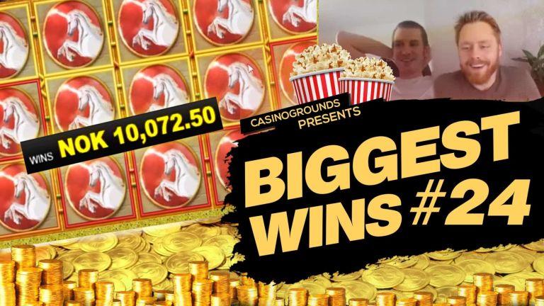 Community Big Wins Slots Compilation Video: #24/2017