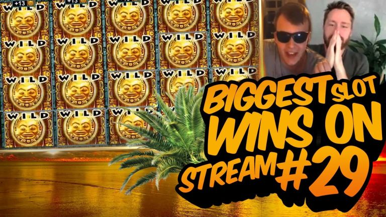 Casino Streamers Biggest Wins Compilation Video #29