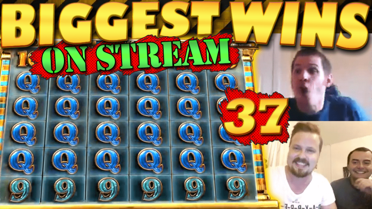 Casino Streamers Biggest Wins Compilation Video #37