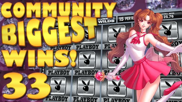 Community Big Wins Slots Compilation Video: #33/2017