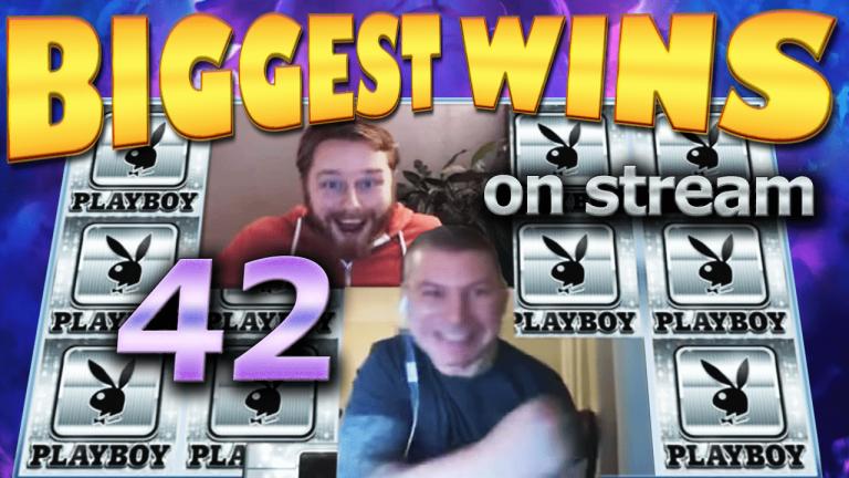Casino Streamers Biggest Wins Compilation Video #42