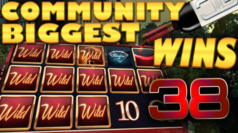 Community Big Wins Slots Compilation Video: #38/2017