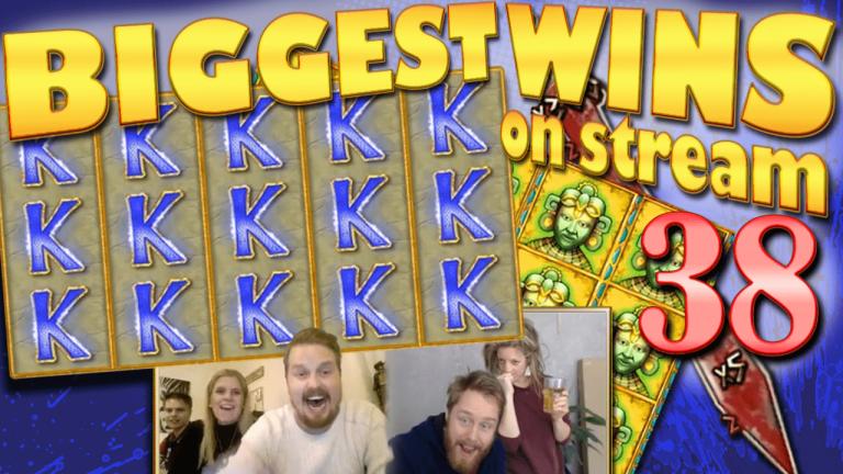 Casino Streamers Biggest Wins Compilation Video #38