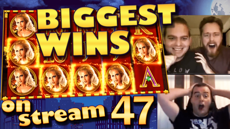 Casino Streamers Biggest Wins – Week 47 / 2017