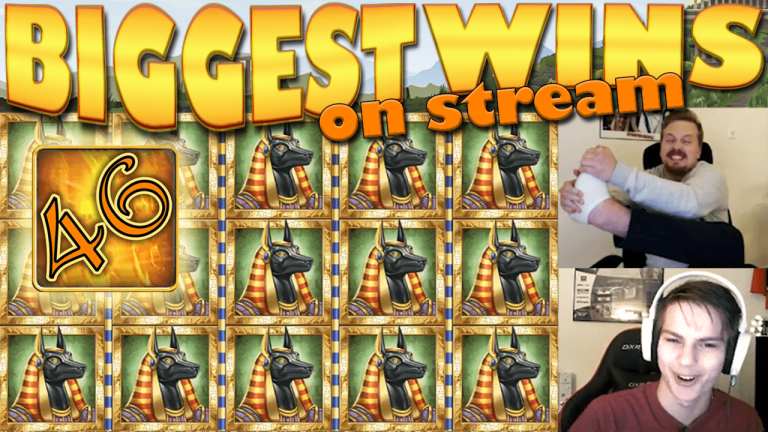 Casino Streamers Biggest Wins Compilation Video #46