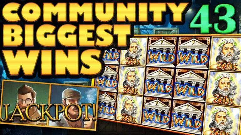 Community Big Wins Slots Compilation Video: #43/2017