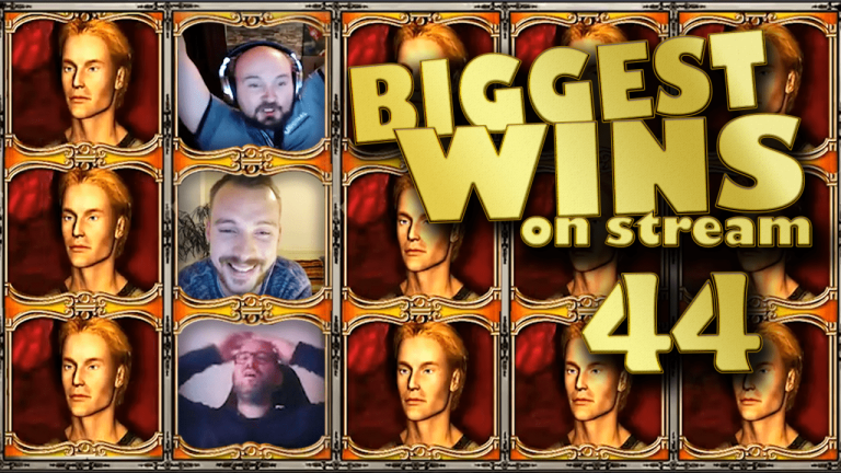 Casino Streamers Biggest Wins Compilation Video #44