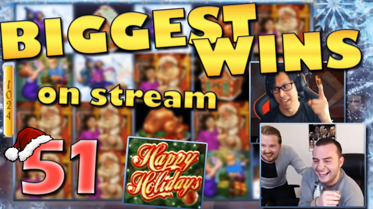 Casino Streamers Biggest Wins Compilation Video #51